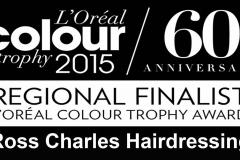Ross Charles Hairdressing L'Oréal Colour Trophy Regional Finals 2015 2-38