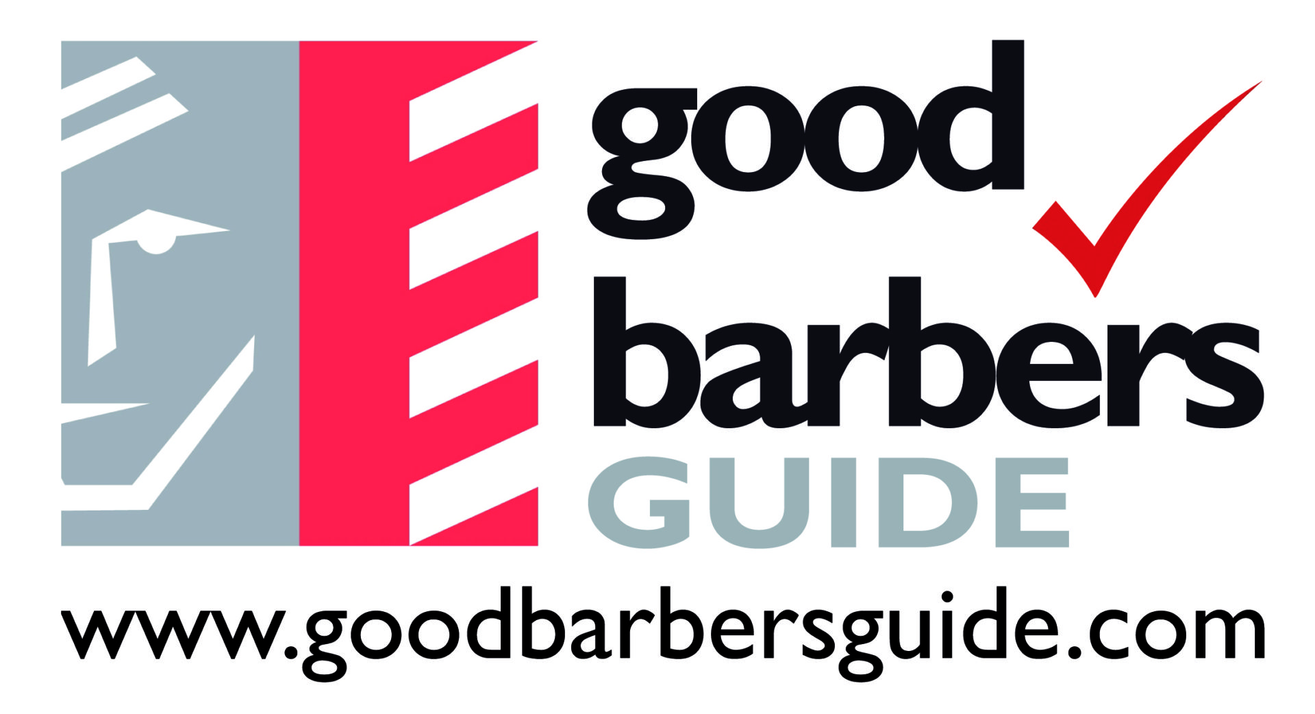 Barber Guide : Good Barbers Guide logo large