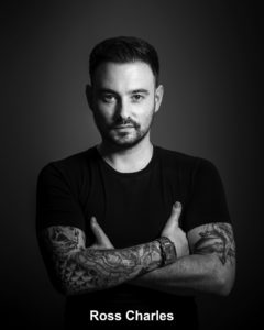 Ross Charles North East Hairdresser of the Year 2016 nominee
