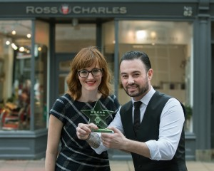 Ross Charles Good Salon Guide 5 Stars