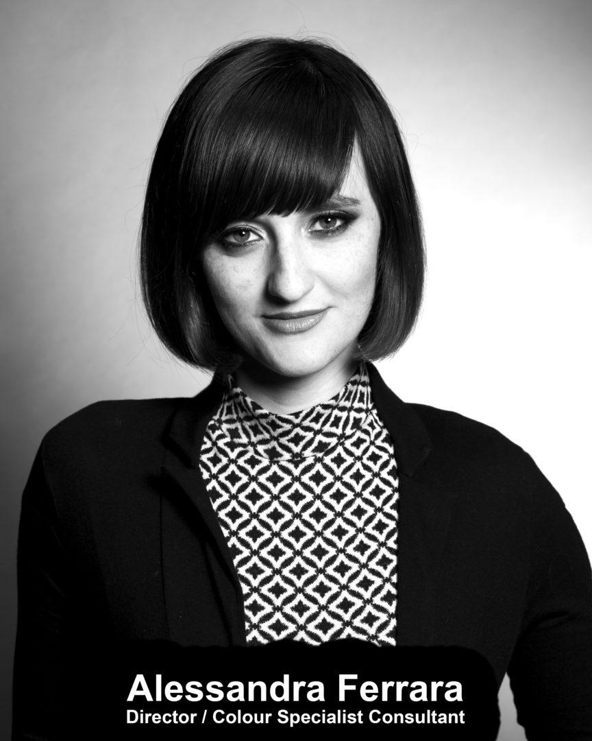 Alessandra Ferrara - Colour Director